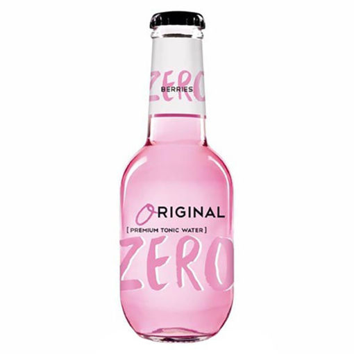 Agua Tonica Original Berries Zero 200 ml