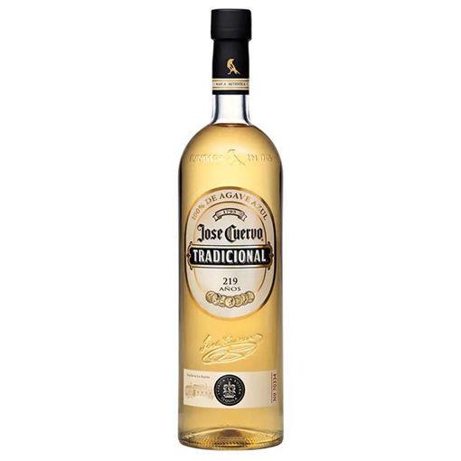 Tequila Reposado Cuervo Tradicional Botella 950 ml