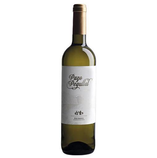 Vino Blanco Albariño Pegullal 750 ml Reas Baixas España