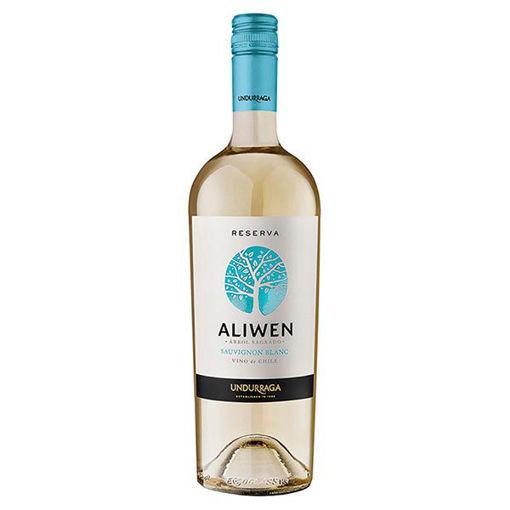 Vino Blanco Aliwen Sauvignon