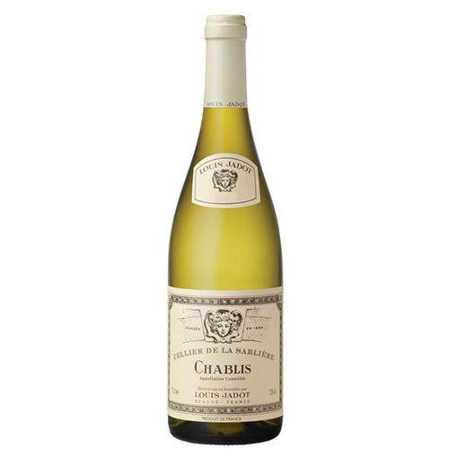 Vino Blanco Chablis Cellier de la Sablière Chardonnay