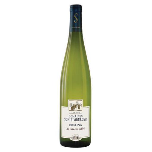 Vino Blanco Les Princes Abbes Riesling Alsacia Francia