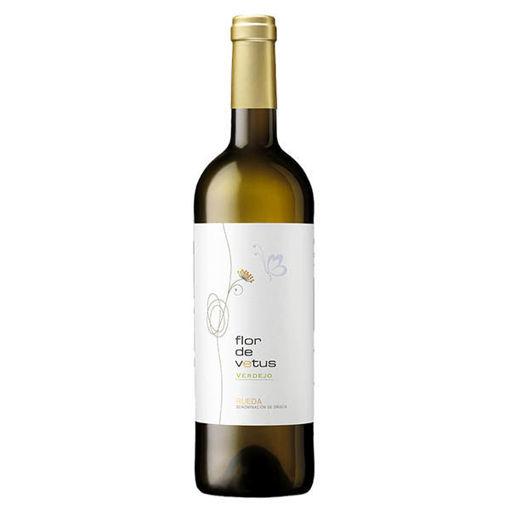 Vino Blanco Verdejo Flor de Vetus Botella 750 ml