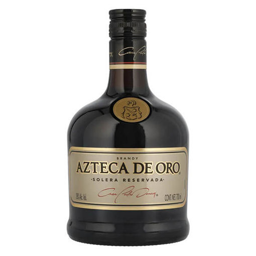 Brandy Azteca de Oro 700 ml.