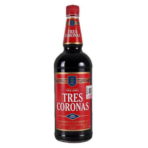 Jerez Botella Tres Coronas 1 Lt