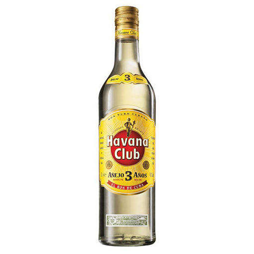 Ron Añejo 3 Años 750 ml Havana Club
