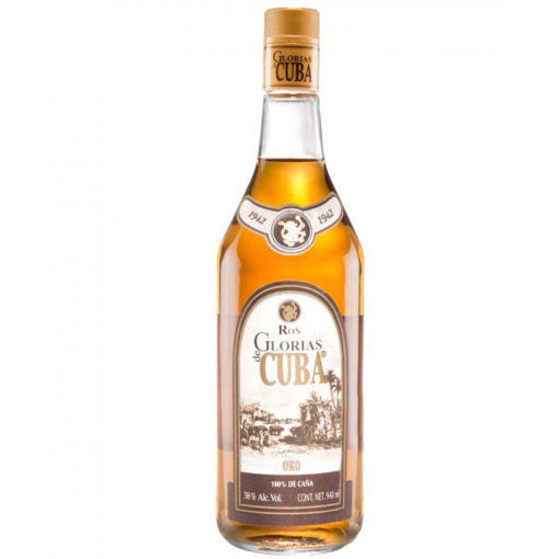 Ron Glorias de Cuba Blanco 940 ml