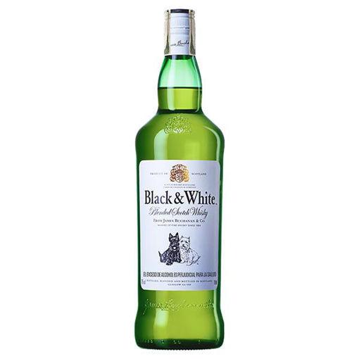 Whisky Black and White Buchanans 750 ml