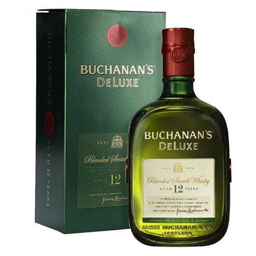 Whisky Buchanans De Luxe 750 ml