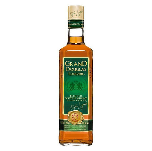 Whisky Escocés Grand Douglas Longside