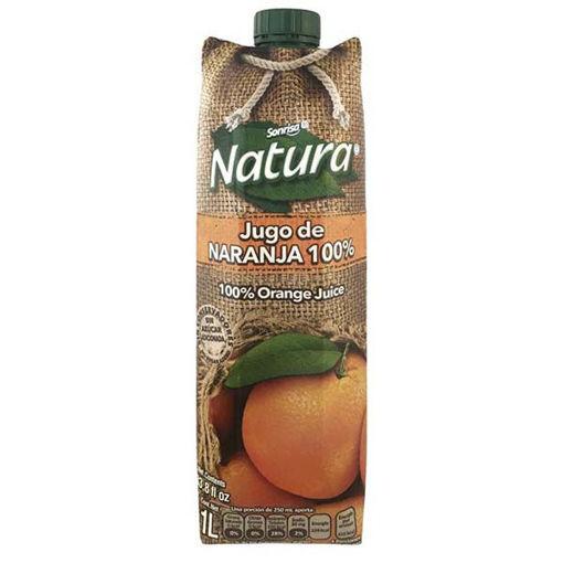 Jugo100%NaranjaNatura1lt