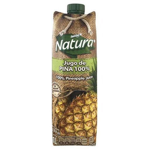 Jugo100%PiñaNatura1lt