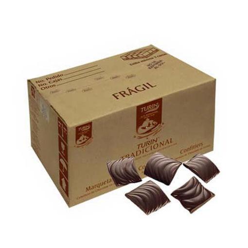 ChocolateConfitierSemiamargo16kgTurinTradicional
