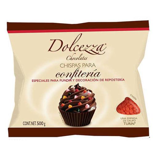 ChocolateEnChispasRojas500grDolcezza