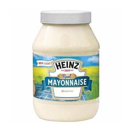 MayonesaReal3.5KgHeinz