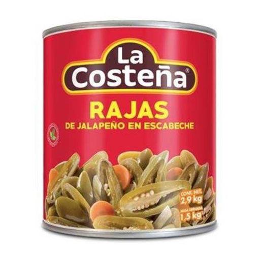 ChilesRajasLata2.8kgLaCosteña