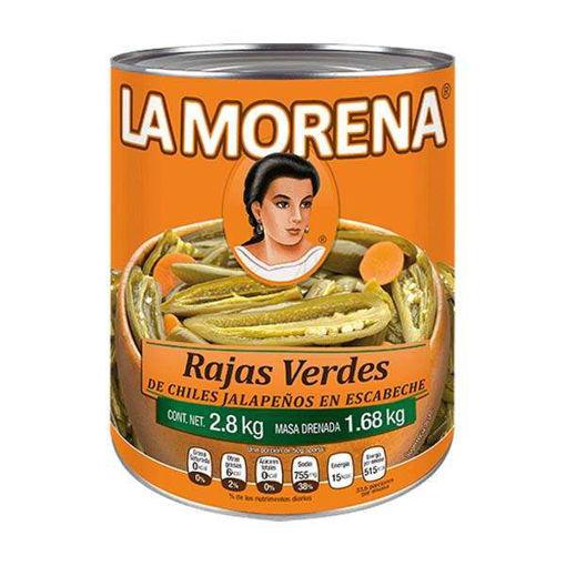 ChilesRajasLata2.8kgLaMorena