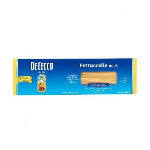 PastaFetuchelle454grDeCecco