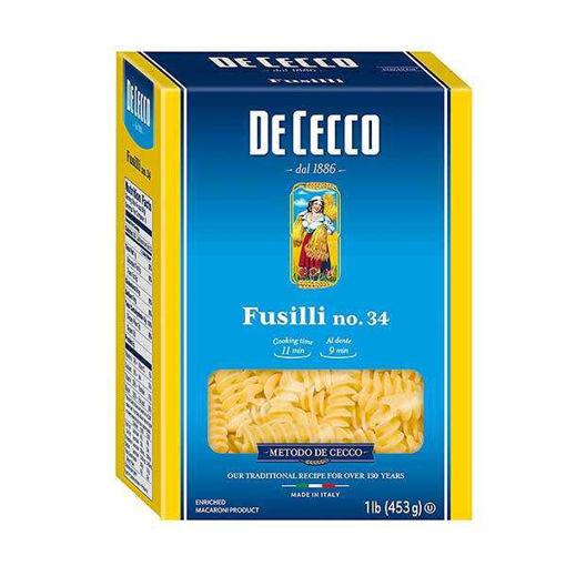 PastaFusilli454grDeCecco