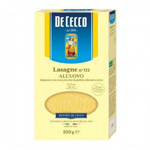 PastaLasagna500grDeCecco