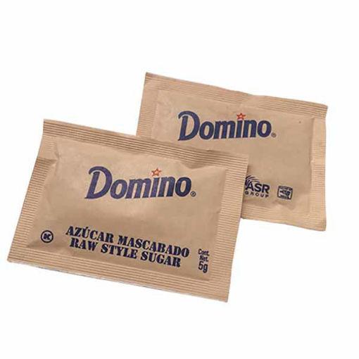 Azúcar mascabado Domino 5 g