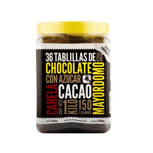 Chocolate en Tableta Mayordomo