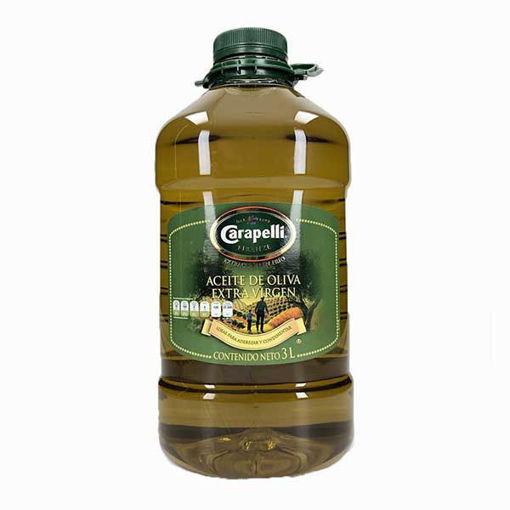 Aceite de Oliva Extra Virgen Carapelli 3L