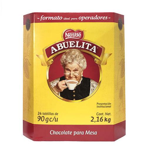 ChocolateAbuelita24Tablillas