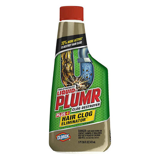 PlumbrClogDestroyerClorox