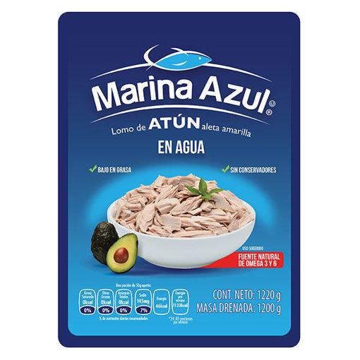 Marina Azul en Agua 1.22kg