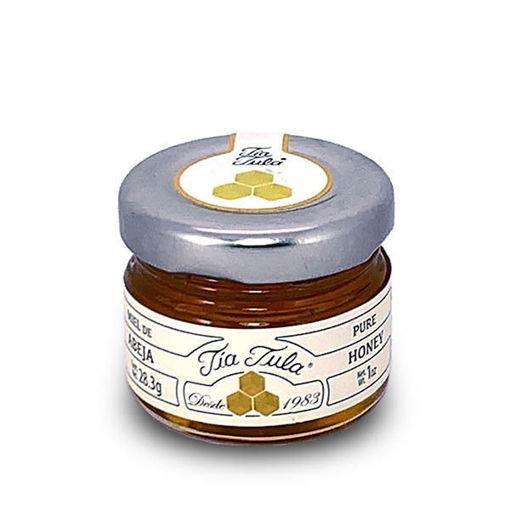 miel de abeja porcion frasco Tia Tula