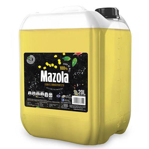AceiteMazola20Lt