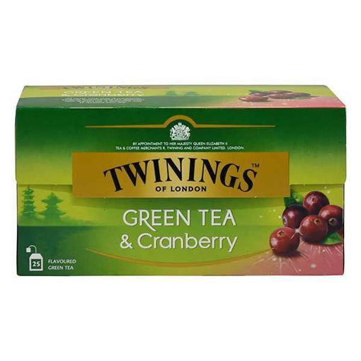 Twinings Green Tea _ Cranberry