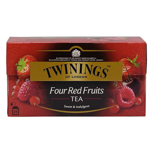 Twinings Four Red Fruits