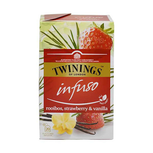 Twinings Infuso Rooibos _ Strawberry