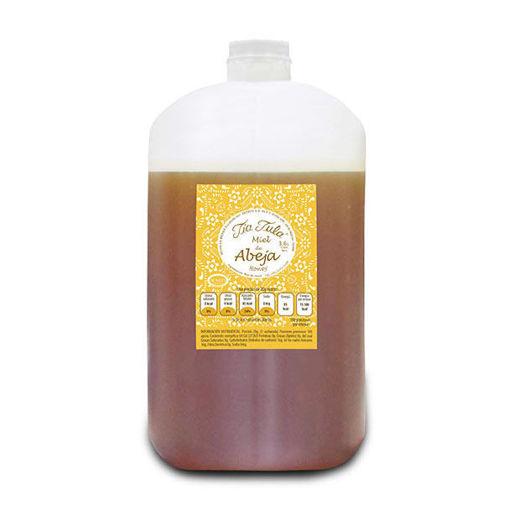 1855Galón miel de abeja Tia Tula