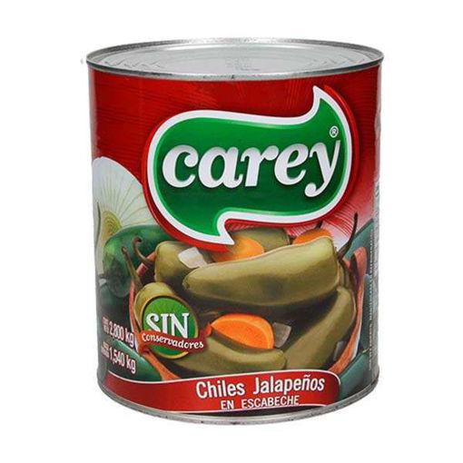 ChilesJalapeñosLata2.8kgCarey