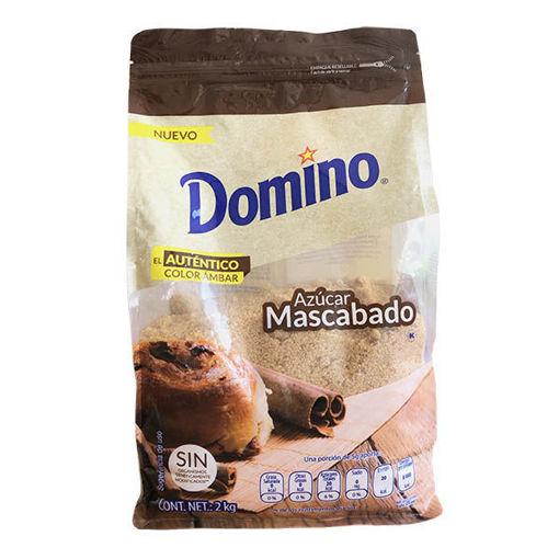 Azúcar Mascabado Domino 2kg