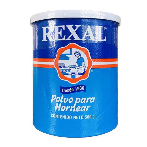 PolvoParaHornearRexal500g