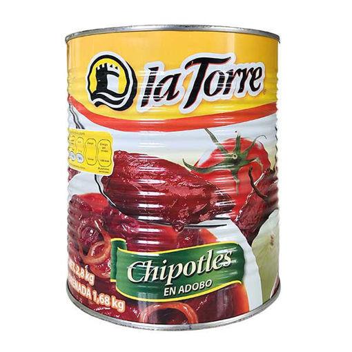 Chipotles 2.8 kg La Torre