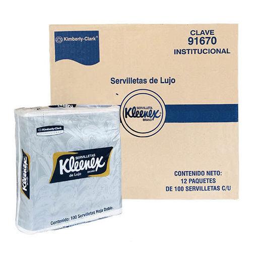 Servilleta De Lujo Kleenex