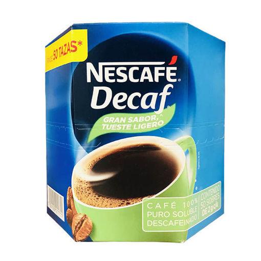 Nescafe Decaf 50 sobres