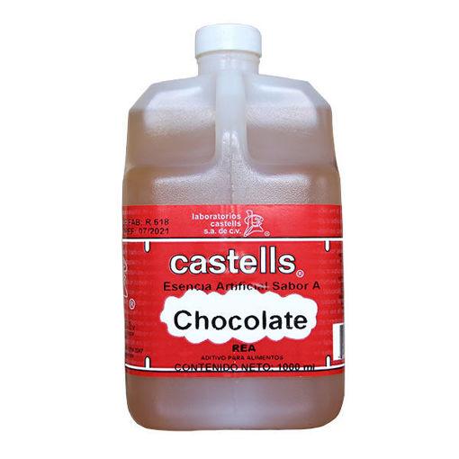 Esencia Sabor Chocolate Castells