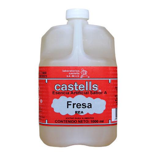 Esencia Sabor Fresa Castells