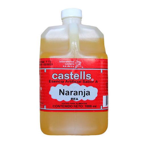 Esencia Sabor Naranja Castells