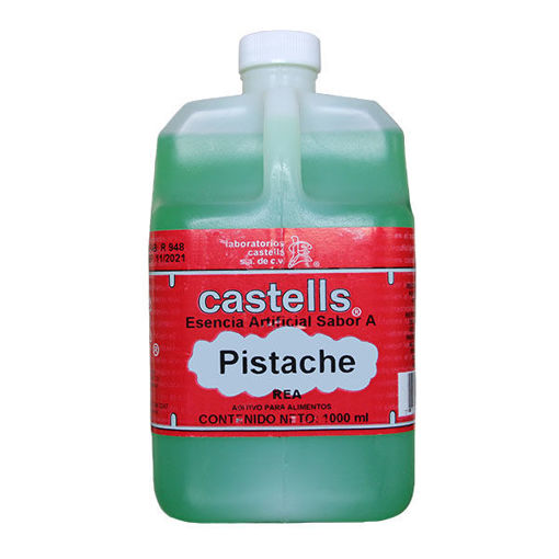 Esencia Sabor Pistache Castells
