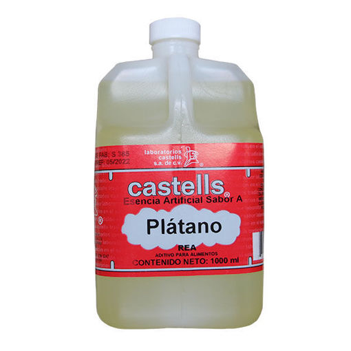 Esencia Sabor Platano Castells