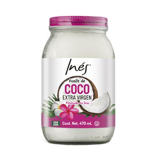 Aceite Coco Ines