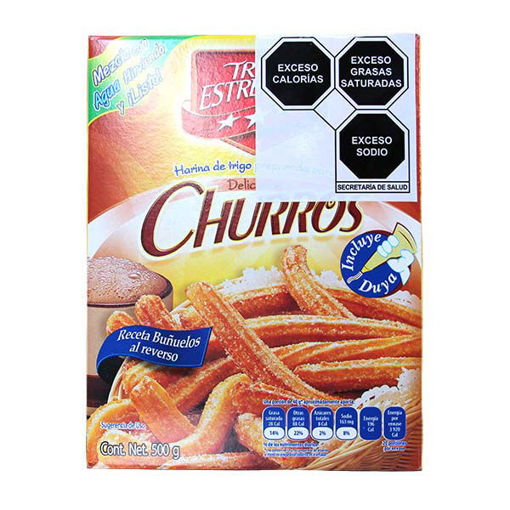 Harina para Churros