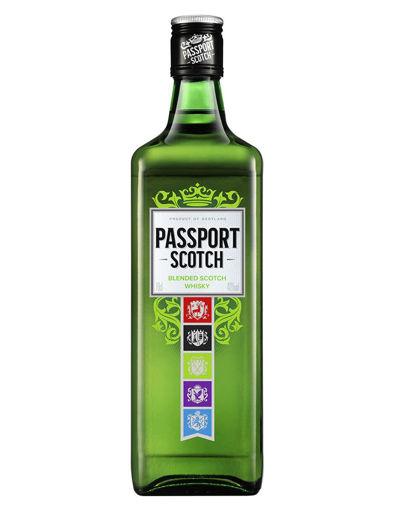 Whisky Passport Scotch escocés 700 ml